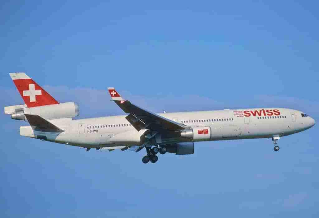 Swiss Air Promo Code