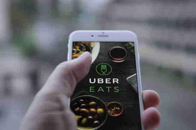 Uber Eats Schweiz 2